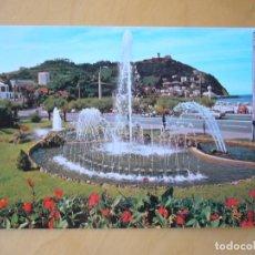 Postales: SAN SEBASTIÁN (GUIPUZCOA) - VISTA PARCIAL, AL FONDO MONTE IGUELDO (ESCRITA Y CIRCULADA). Lote 195410587