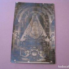 Postales: POSTAL FOTOGRÁFICA. BILBAO. NUESTRA SEÑORA DE BEGOÑA. ED. VISTABELLA. CIRCULADA. . Lote 195462160