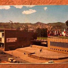 Postales: FERIA DE MUESTRAS DE BILBAO. POSTAL CIRCULADA EN 1972.. Lote 195727040