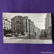 Postales: POSTAL DE VITORIA (ALAVA). Nº14 CALLE DE DATO. GARCIA GARRABELLA - ZARAGOZA. AÑOS 50.. Lote 196174917