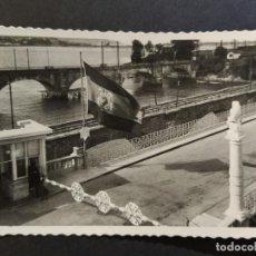 Postales: IRUN-PUENTE INTERNACIONAL-ED·ARRIBAS-POSTAL ANTIGUA-(68.586). Lote 196228488