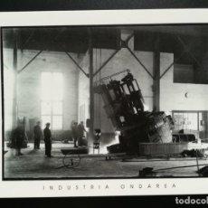 Postales: LEGAZPI GUIPUZCOA. PATRICIO ECHEVERRÍA S.A. FOTO LUCIO VERGARA. Lote 197930485
