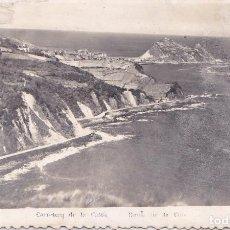 Postales: ZARAUZ (GUIPUZCOA) - CARRETERA DE LA COSTA. Lote 198058402