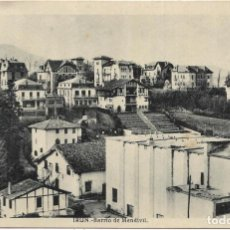 Postales: == PW667 - POSTAL - IRUN - BARRIO DE MENDIVIL - L. ROISIN. Lote 198947080