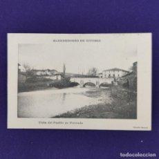Postales: POSTAL DE ALREDEDORES DE VITORIA (ALAVA). VISTA DEL PUEBLO DE FORONDA.AÑO 1910-1915.LIBRERIA GENERAL. Lote 199736872