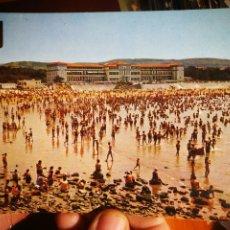 Cartes Postales: POSTAL GORLIZ VIZCAYA PLAYA Y SANATORIO N 73 DOMÍNGUEZ S/C. Lote 200086311