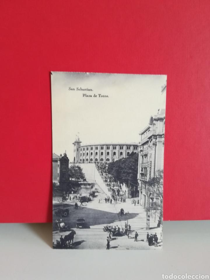 POSTAL DE SAN SEBASTIAN. (Postales - España - País Vasco Moderna (desde 1940))