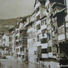 Postales: AZCOITIA-RIO UROLA-FOTO CASA FIGUEROLA-POSTAL ANTIGUA-(69.333). Lote 202488363