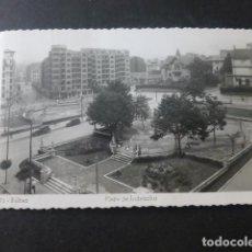 Postales: BILBAO PLAZA DE INDAUCHU. Lote 204391445
