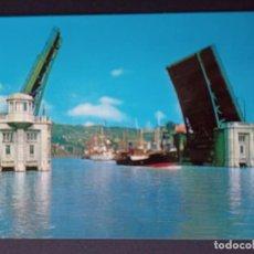 Postales: CTC - Nº 7217 - BILBAO - PUENTE DEL GENERALISIMO - EXCLUSIVAS SAN CAYETANO - BEASCOA - NUEVA - S/C. Lote 204428088