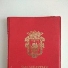 Postales: CARTERA DE 20 POSTALES DE SAN SEBASTIAN. Lote 204441198