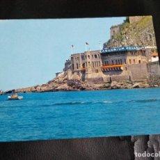 Postales: POSTAL SAN SEBASTIAN AQUARIUM AÑOS 60. Lote 205070118
