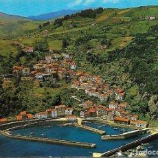 Postales: ELANCHOVE (VIZCAYA) VISTA AÉREA. Lote 205145897