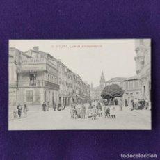 Postales: POSTAL DE VITORIA (ALAVA). Nº5 CALLE DE LA INDEPENDENCIA. THOMAS - BARCELONA. 1910-1920.. Lote 205389192
