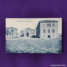 Postales: POSTAL DE ESTIBALIZ (ALAVA). VISTA GENERAL. 1930.. Lote 205550610
