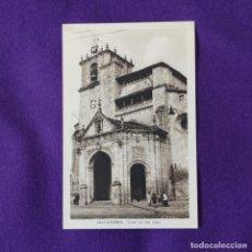 Postales: POSTAL DE SALVATIERRA (ALAVA). TORRE DE SAN JUAN. 1950.. Lote 205554443
