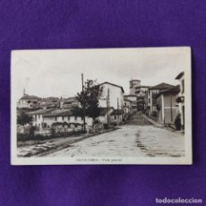 Postales: POSTAL DE SALVATIERRA (ALAVA). VISTA PARCIAL. 1950.. Lote 205554542