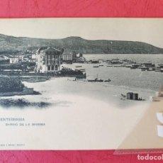 Postales: FUENTERRABIA HONDARRIBIA ( GUIPÚZCOA ) ED. HAUSER Y MENET 956. Lote 205875348