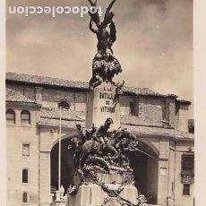 Postales: VITORIA MONUMENTO HEROES DE LA INDEPENDENCIA. ED. ARRIBAS Nº 67. SIN CIRCULAR. Lote 206278147