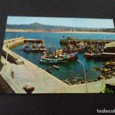 Postales: POSTAL DE FUENTERRABIA- PUERTO REFUJIO - LA DE LA FOTO VER TODAS MIS POSTALES. Lote 207055006