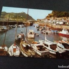 Postales: POSTAL DE SAN SEBASTIAN - PUERTO - LA DE LA FOTO VER TODAS MIS POSTALES. Lote 207055480