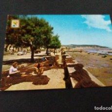 Postales: POSTAL DE FUENTERRABIA - PASEO DE BUTRON - LA DE LA FOTO VER TODAS MIS POSTALES. Lote 207055776