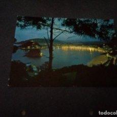 Postales: POSTAL DE SAN SEBASTIAN - VISTA NOCTURNA- LA DE LA FOTO VER TODAS MIS POSTALES. Lote 207056641