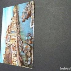 Postales: POSTAL DE BERMEO- PUERTO VIEJO -BONITAS VISTAS- LA DE LA FOTO VER TODAS MIS POSTALES. Lote 207060815