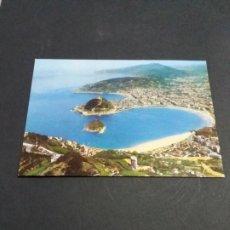 Postales: POSTAL DE SAN SEBASTIAN -BONITAS VISTAS- LA DE LA FOTO VER TODAS MIS POSTALES. Lote 207175635