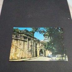 Postales: POSTAL DE FUENTERRABIA ENTRADA POR LA MURALLA- BONITAS VISTAS- LA DE LA FOTO VER TODAS MIS POSTALES. Lote 207184771