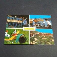 Postales: POSTAL DE VALENCIA -FACHADA MARQUES DE DOS AGU- BONITAS VISTAS- LA DE LA FOTO VER TODAS MIS POSTALES. Lote 207186132