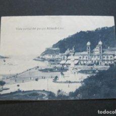 Postales: SAN SEBASTIAN-BLOC CON 8 FOTOGRAFIAS-VER FOTOS-(71.689). Lote 208572800