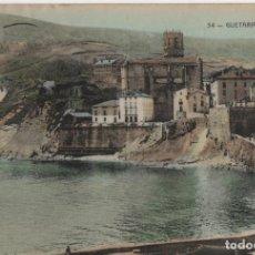 Postales: LA CONCHA DE GUETARIA-CIRCULADA Y CON SELLO- -GUIPUZCOA. Lote 228445285