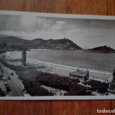 Postales: POSTAL SAN SEBASTIAN DONOSTIA - BALNEARIO DE LA PERLA NO. 95 - FOTO GALARZA - SIN CIRCULAR - BRILLO. Lote 209781441