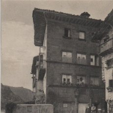 Postales: MUSEO DE VICTOR HUGO-PASAJES SAN JUAN-GUIPUZCOA. Lote 209919065