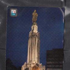Postales: Nº 10 BILBAO. MONUMENTO AL SAGRADO CORAZÓN. Lote 210002125