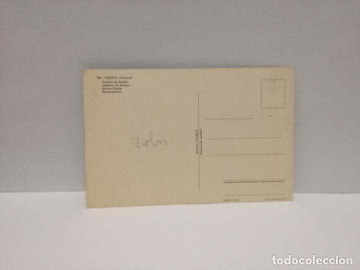 Postales: POSTAL Nº 316 - PAIS VASCO - VIZCAYA, PLENCIA, CASTILLO DE BUTRON - ED. VISTABELLA 1963 - Foto 2 - 210232227