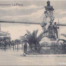 Postales: PORTUGALETE (VIZCAYA) - LA PLAZA. Lote 210418866