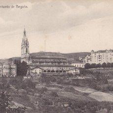 Postales: BILBAO EL SANTUARIO DE BEGOÑA. ED. LG. SIN CIRCULAR. Lote 210478728