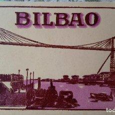 Postales: BILBAO 15 VISTAS DE L. ROISIN FOTOGRAFO DE BARCELONA.. Lote 211401367