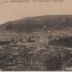 Cartes Postales: VISTA TOMADA DESDE EL BUEN PASTOR-SAN SEBASTIAN-GUIPUZCOA. Lote 211508754