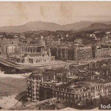 Postales: ENSANCHE BARRIO GROS-SAN SEBASTIAN-GUIPUZCOA. Lote 211509334