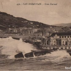 Postales: GRAN KURSAAL-SAN SEBASTIAN-GUIPUZCOA. Lote 211509777