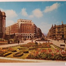 Postales: BILBAO/ PLAZA DE FEDERICA/ SIN CIRCULAR/ (REF.D.18). Lote 211622912