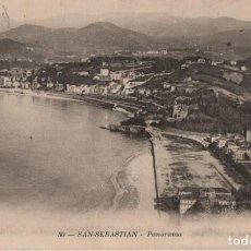 Cartes Postales: VISTA DEL ANTIGUO-SAN SEBASTIAN-GUIPUZCOA. Lote 211940642