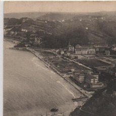 Cartes Postales: VISTA TOMADA DESDE IGUELDO-SAN SEBASTIAN-GUIPUZCOA. Lote 211940733