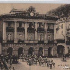 Postales: PLAZA DE LA CONSTITUCION -SAN SEBASTIAN-GUIPUZCOA. Lote 212018166
