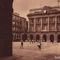 Postales: PLAZA DE LA CONSTITUCION -SAN SEBASTIAN-GUIPUZCOA. Lote 212018198