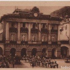 Postales: PLAZA DE LA CONSTITUCION -SAN SEBASTIAN-GUIPUZCOA. Lote 212018221