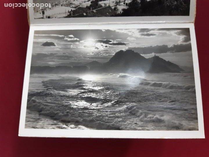 Postales: Album de 15 postales de San Sebastian - Foto Galarza 1ª Serie -principios de siglo - Foto 8 - 212201925